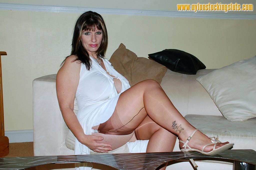 Www nylon stocking sluts com